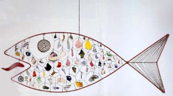 calder mobile poisson 1947