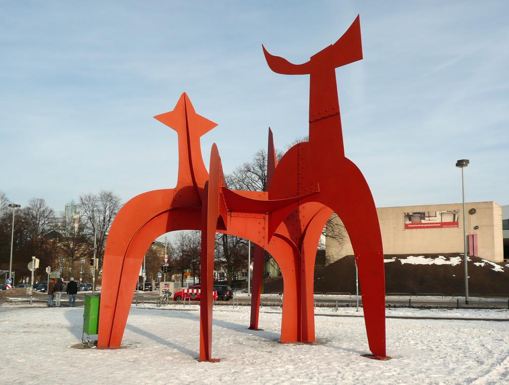 sculpture de Calder