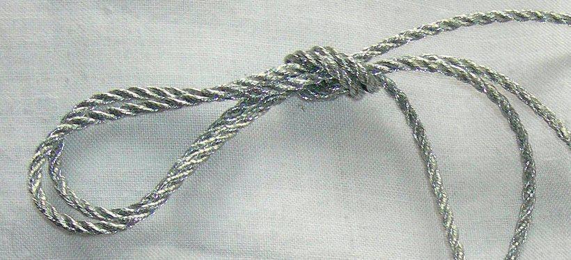 cordon argenté