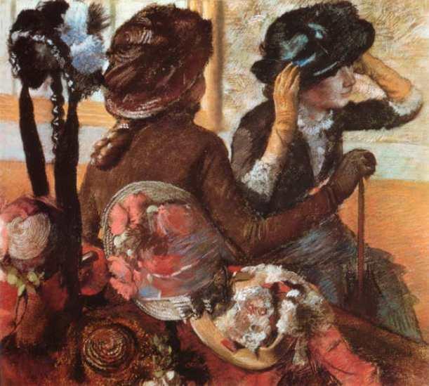 tableau de Degas