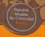 au musée du Maitre Chocolatier Serge Couzicou