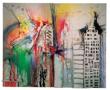 New York de Niki de St Phalle