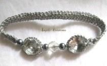 bracelet perle de cristal