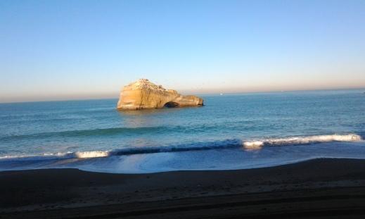 Biarritz la roche percée