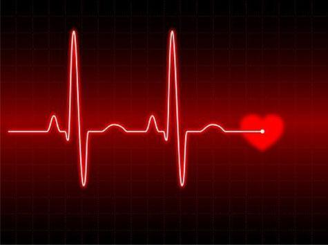 eclair de coeur