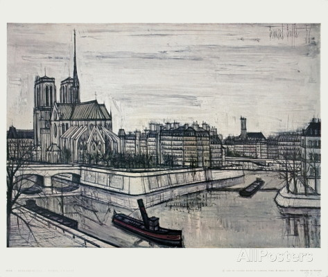 bernard-buffet-paris-la-cite