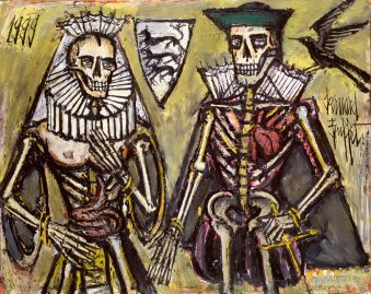 la-mort-bernard-buffet-point-de-vue