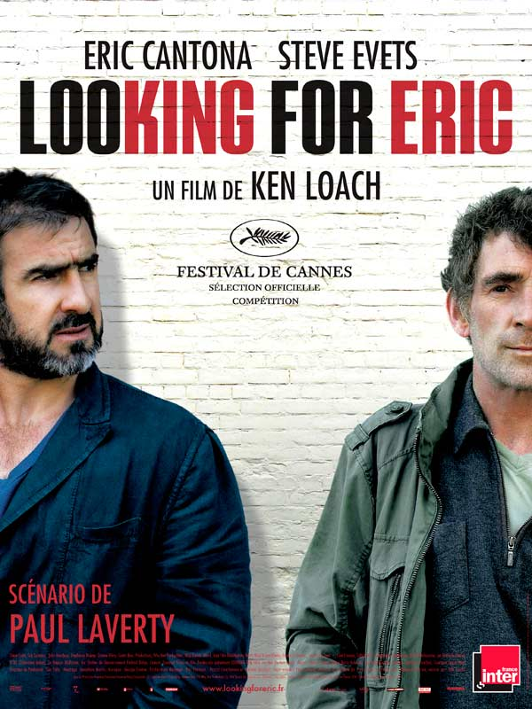 Affiche Looking for eric ken Loachh