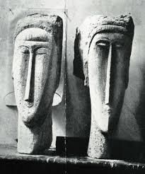 Tetes de Modigliani