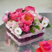 gateau floral