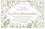 """Carte """" Les Fleurs Buissonnières"""""""
