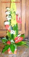 Bouquet de mariée pivoine et roses