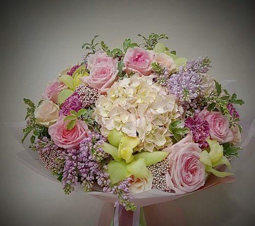 bouquet tendre tuttifruit