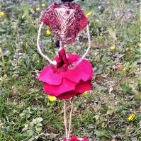demoiselle poupée carmensita