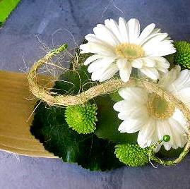 Barque de fleurie