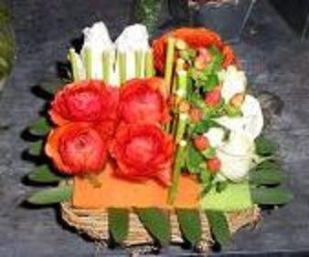 Atelier Carré de fleurs