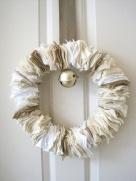 couronne de laine