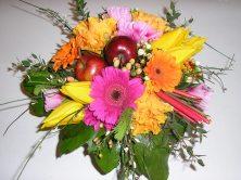 Bouquet pétillant d'hiver
