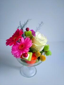 atelier apéro floral