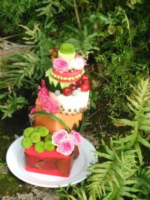 atelier gateau floral