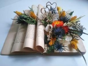 Atelier Livre en fleurs